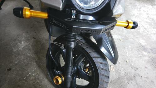 bws x-motard moto yamaha