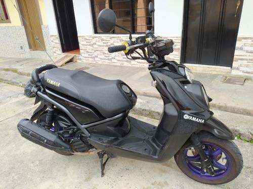 bws yw125 negro violeta