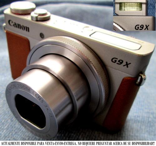 bx canon powershot g9 x g9x mark 2 digital cámara bazardpp