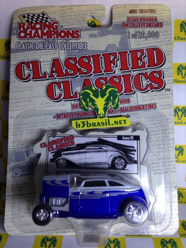 bx419 racing champions issue 32 custom speedback h3br