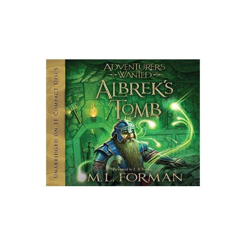by m l forman adventurers wanted book 3 albreks tomb un