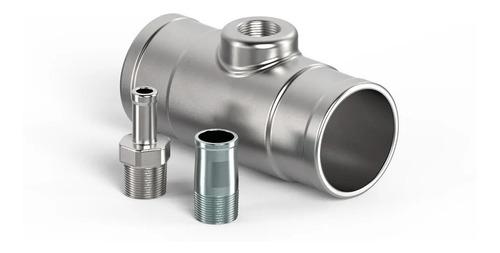 by-pass collino 32 mm para mangueras radiador de agua c-shop