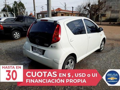 byd f0 glx 1.0 2014 blanco 5 puertas