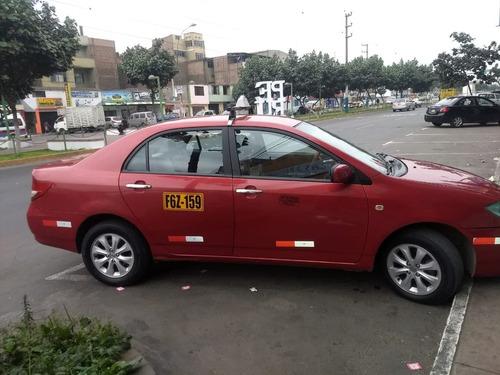 byd f3 full equipo - dual: gnv gasolina. año 2013