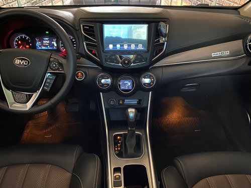 byd s5, 1.5 turbo, dct glx-i, automático, excelente estado.