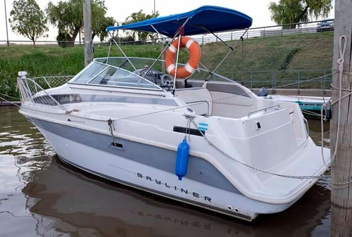 byliner ciera 26,55  mercruiser  240 hp  impecable