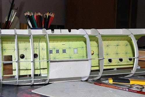 c-130 hércules 1:33 (para armar en papercraft)
