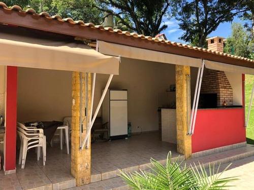 c-2439 casa de campo no condomínio alpes de guararema - sp - 2359