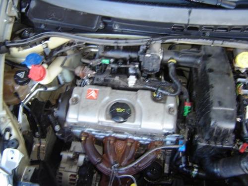 c 3 1.4 glx sucata , motor , lataria , rodas bancos em couro