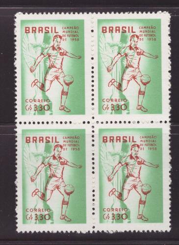 c-430 1959 quadra campeao mundial de futebol suecia