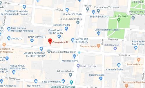 c-491 local comercial bien ubicado en el centro del coyoacan