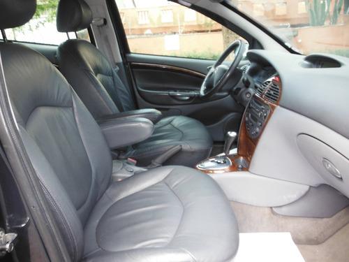 c-5 exclusive aut v6 + baixa km +impecavel+blindado