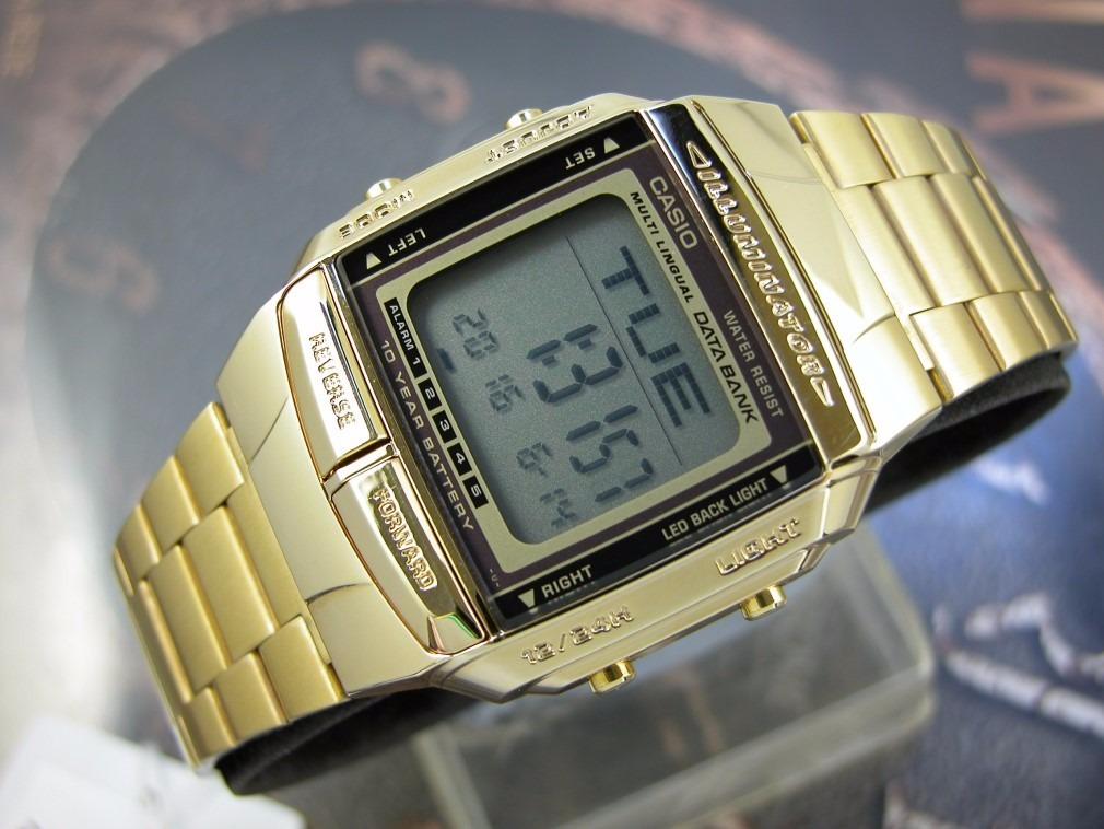4cb4e7c9a9e c a s i o relogio casio digital data bank retro db-360g-9adf. Carregando  zoom.