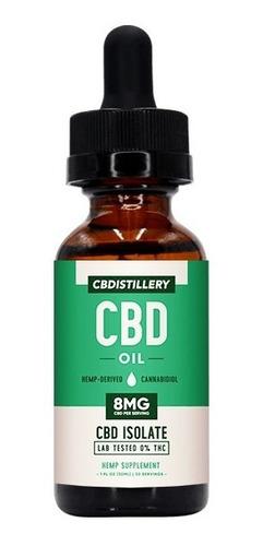 c-b-d cbdistillery 250/8mg