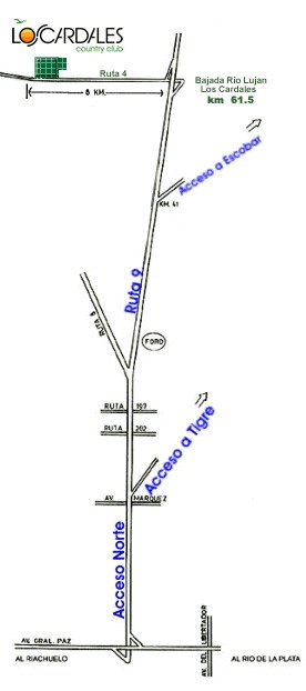 c. c. los cardales lote en venta 700 m² oportunidad!!