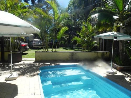 (c) chácara particular em mairiporã com piscina