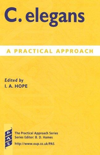 c. elegans: un enfoque práctico