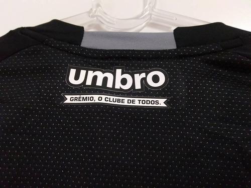 C  Nota Fiscal! Camisa Gremio Goleiro Oficial Umbro 2018 - R  169 189fd40f4c18d