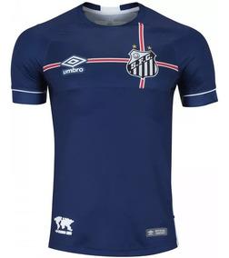 8a99898c4a Camisa Oficial Do Santos 2018 - Futebol com Ofertas Incríveis no Mercado  Livre Brasil