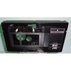 C-p7u Cassette Adapter S-vhs Jvc - Original Jvc - Só Em Mãos
