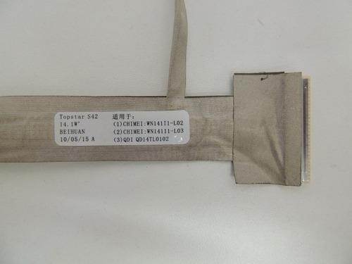c1 flat da tela de notebook hbuster 1402 210 usado