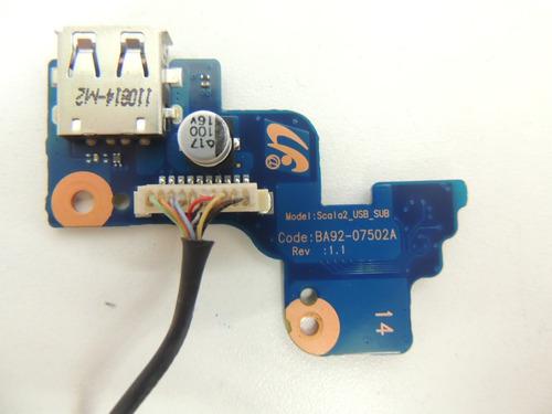 c1 placa power ba92-07502a notebook samsung rv411-bd3br