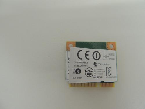 c1 wireless ar5b125 notebook acer aspire d270 1659 usado