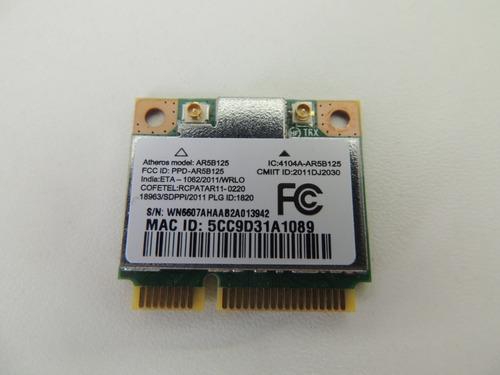 c1 wireless ar5b125 notebook acer aspire v5 171 6832 usado