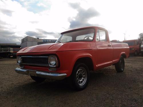 c10/1969 - caminhonete - aceito troca - carro