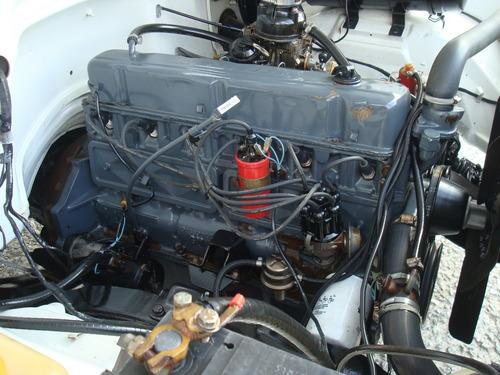 c10,d10,c20 92 a gasolina com capota de aluminio novissima