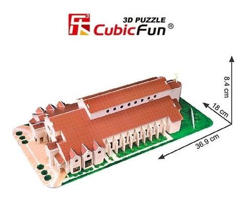 c113h ermita maria reina universo rompecabezas 3d cubicfun