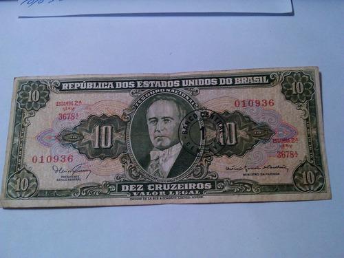 c114 cédula 1 centavo 1967 m b c