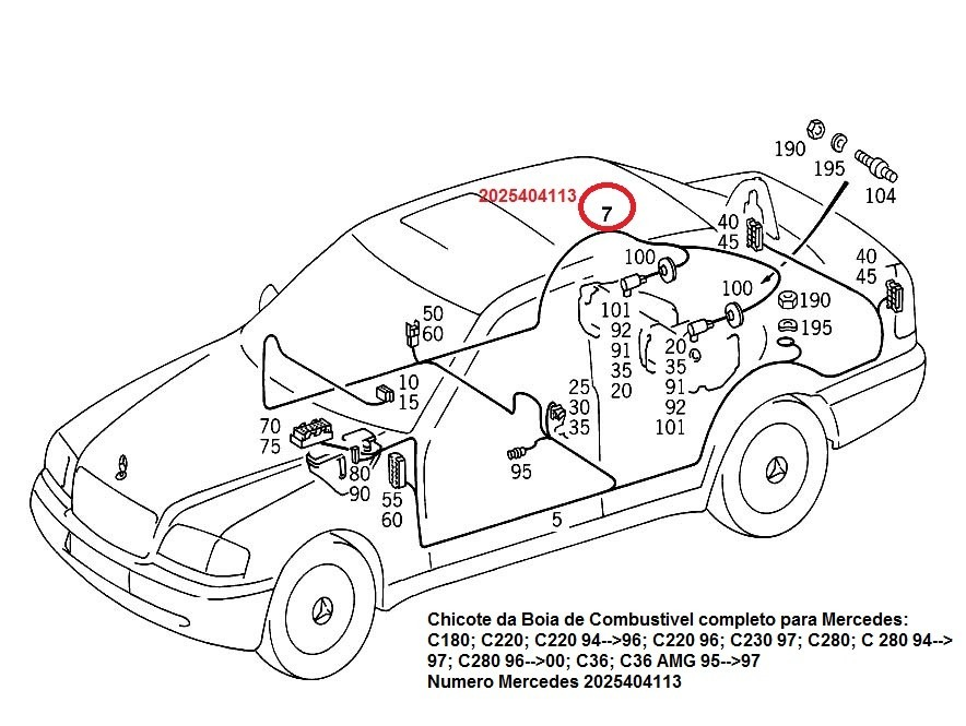 C43 Amg Wiring Diagram Database 190e Amg Wide Body 19 5 Twin Spoke
