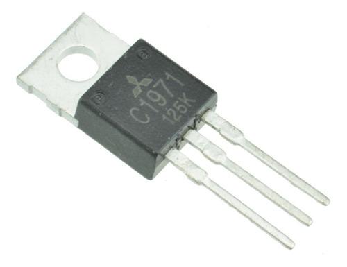 c1971 2sc1971 transistor amplificador transmisor fm 7w