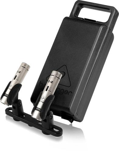 c2 micrófono condensador ambiental coros behringer en stock!