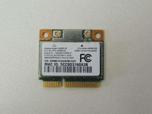c2 wireless ar5b125 notebook acer aspire v3 571 6654 usado