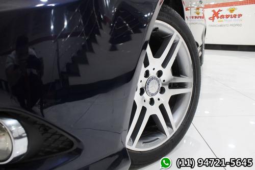 c200 cgi sport1.8 turbo 2010 azul financiamento próprio 9520