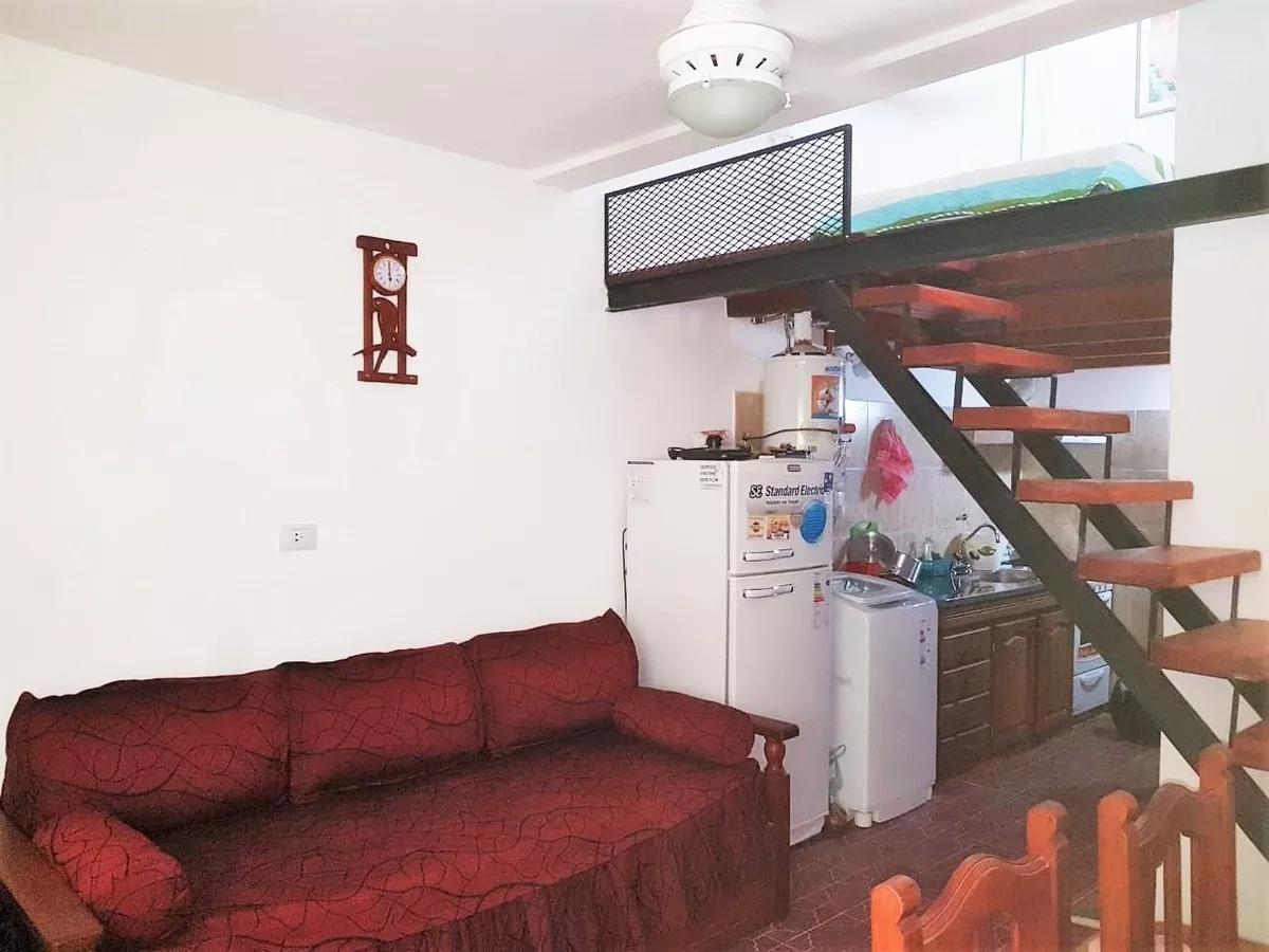 c205 venta - centro viejo, departamento tipo duplex amoblado