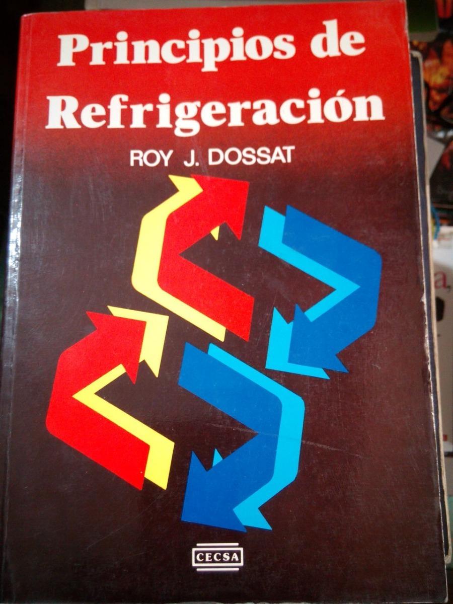 principios de refrigeracion dossat
