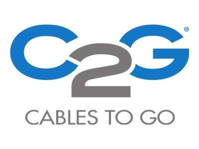 c2g hdmi, vga, audio de 3.5 mm y usb pasar a través de banda