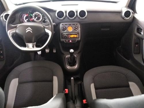 c3 1.6 exclusive 16v flex 4p manual 69000km