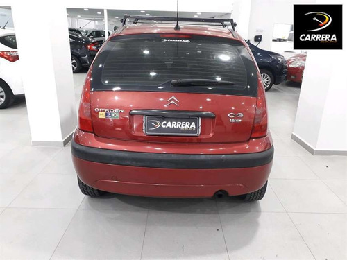 c3 1.6 i glx 16v gasolina 4p manual