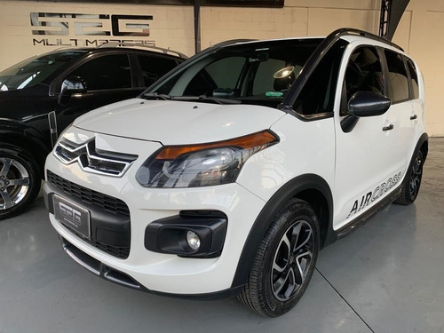 c3 aircross exclusive 1.6 flex aut completo 2015