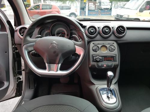 c3  exclusive 2016 automático + única dona + 30 mil kms