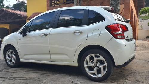 c3 exclusive automático flex branco pérola 2014/2014