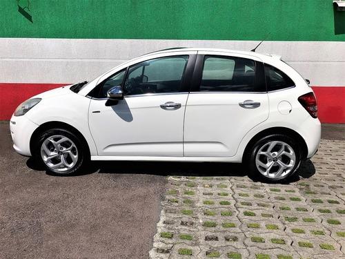 c3 exclusive star 1.6 flex vti, top de linha. lindo carro!