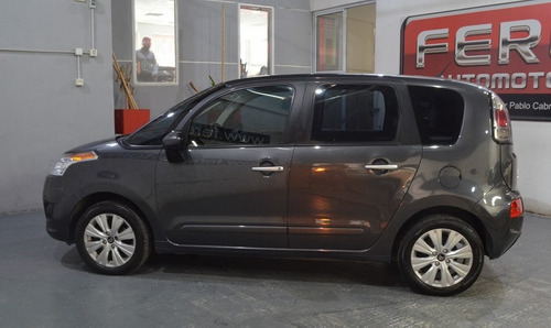 c3 picasso 1.6 tendance nafta 2014 5 puertas gris oscuro