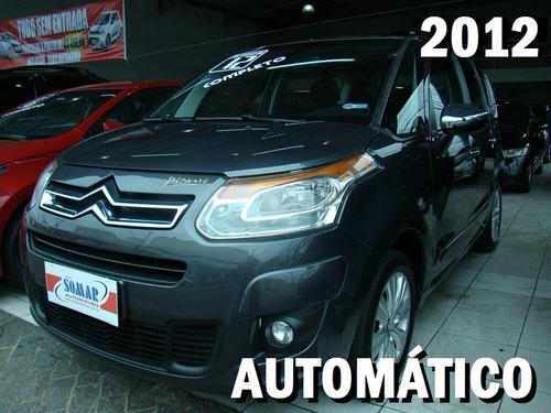 c3 picasso glx 2012 - carro zero entrada é na somar!!!