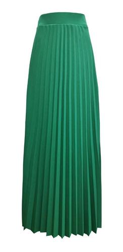 c/3  saia longa plissada evangélica rodada com forro festa