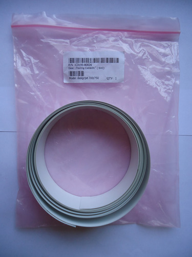 c3195-80009; trailing cable cabo flat hp dj 700/750/755 24''